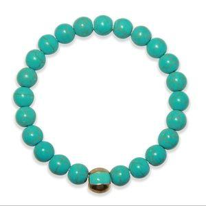 Jewelry - Turquoise rad stretch bracelet new
